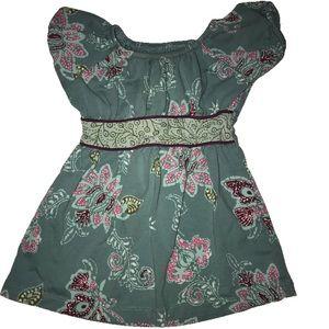 ⭐️ Tea Collection 6-12mo Floral Dress
